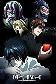 Wonderful Life A Póster de anime de Japón – JoJoJo's Bizarre Adventure DIO The World!and Kujo Jotaro Star