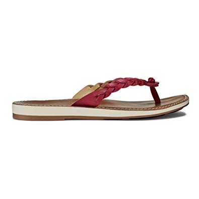 58b6ffcd58 Amazon.com  OLUKAI Women s Kahiko Thong Sandals  Shoes