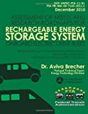 Assessment of Needs and Research Roadmaps for Rechargeable Energy Storage System Onboard Electric Drive Buses, U. S. Department U.S. Department of Transportation, 1494727412