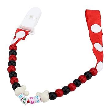 Chupetes de silicona para bebés, cadenas de múltiples ...