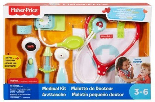Fisher-Price Medical Kit (Applied Medical Tech Mini)