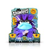 Pomsies Grumblies Bolt Plush Interactive Toys, Purple, One Size