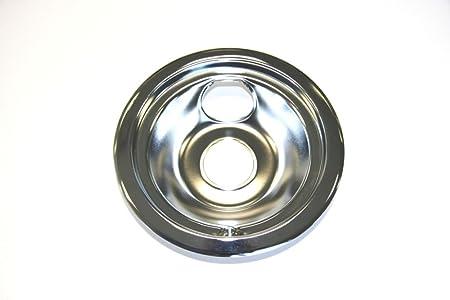 ClimaTek 6 Drip Bowl fits Kenmore Crosley 1199079 316222201 318067040