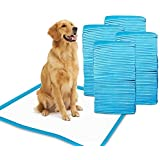 Gardner Pet Super-Absorbent 24 by 24 Inches Dog Training Pads - 100 Count of Pads