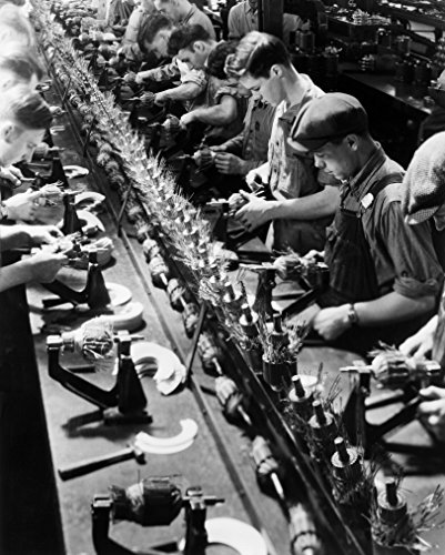 Henry Ford Assembly Line, 15