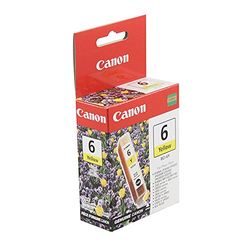 (Canon iP4000 (BCI-6Y) Yellow Ink Cartridge Standard)