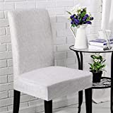 Chair Cover Spandex Elastic Butterfly Printing Chair Protector Slipcover Kitchen Dining Removable Dustproof Decorative Seat Case 17 universal