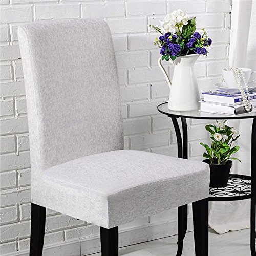 Chair Cover Spandex Elastic Butterfly Printing Chair Protector Slipcover Kitchen Dining Removable Dustproof Decorative Seat Case 17 universal by Chair Cover