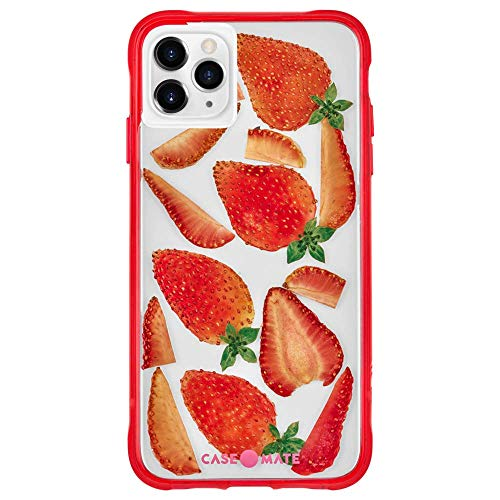Case-Mate - iPhone 11 Pro Max Case - Tough Juice - Made with Real Fruit - 6.5 - Summer Berries, Model: CM039558