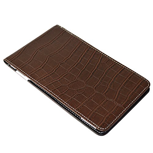 On Par Crocodile Scorecard Holder Brown/Black