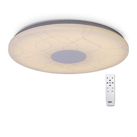 Kusun ® Lámparas de techo LED mando a distancia (2800K-6500k ...