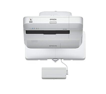 Epson EB-1450Ui - Proyector (3800 lúmenes ANSI, 3LCD, WUXGA ...
