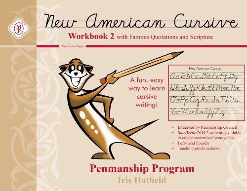 New American Cursive II (Scripture) by Iris Hatfield (2009-01-01)