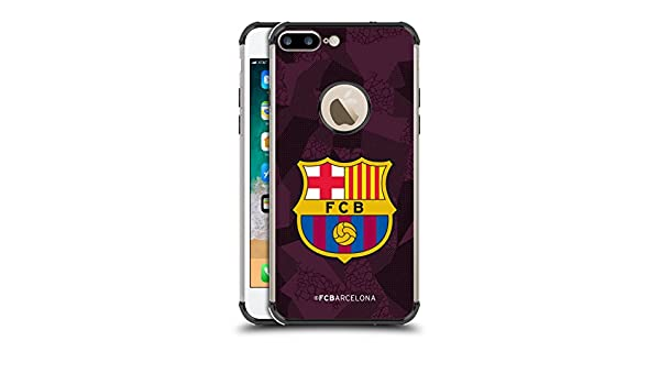 Amazon.com: Official FC Barcelona Third 2017/18 Crest Kit ...
