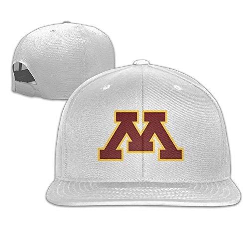 Minnesota Golden Gophers Hiphop Baseball Cap Hat Snapback Adjustable One Size Unisex (Minnesota Golden Gophers Womens Basketball)