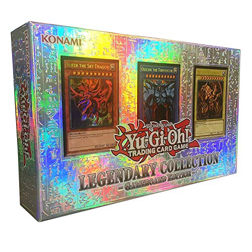 Yu-Gi-Oh KONLCR Legendary Collection Reprint (Best Egyptian God Card)