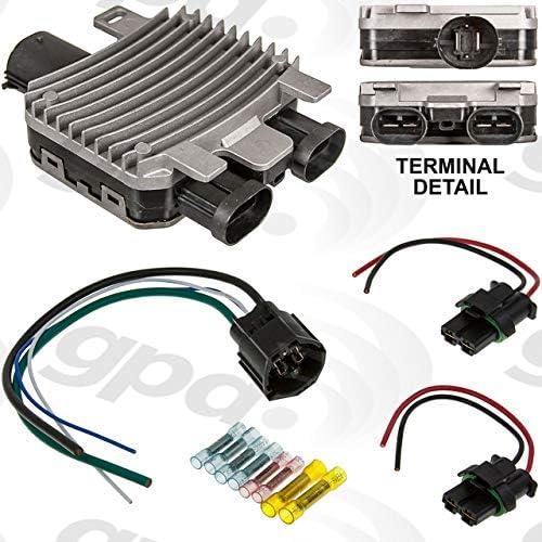 Global Parts Distributors 1712265 01-08 Jaguar Xtype
