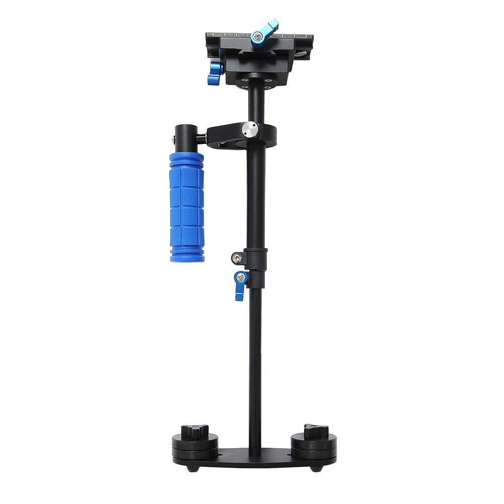 Professional Protable 40CM Magic Camera Stabilizer Steady Rig Single Handle Arm With Protective Bag for Camcorder DSLR/DV Video Camera Such As Canon Nikon Sony Fuji, Olympus, Pentax And So On Ideal for shooting weddings micro-film and commercials Yimidear