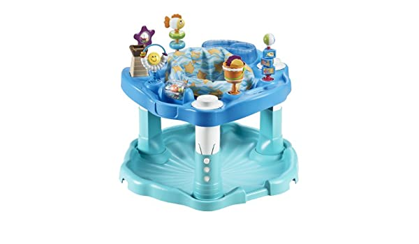 fff7e83ef Amazon.com   Evenflo Exersaucer Activity Centre Bounce and Learn ...