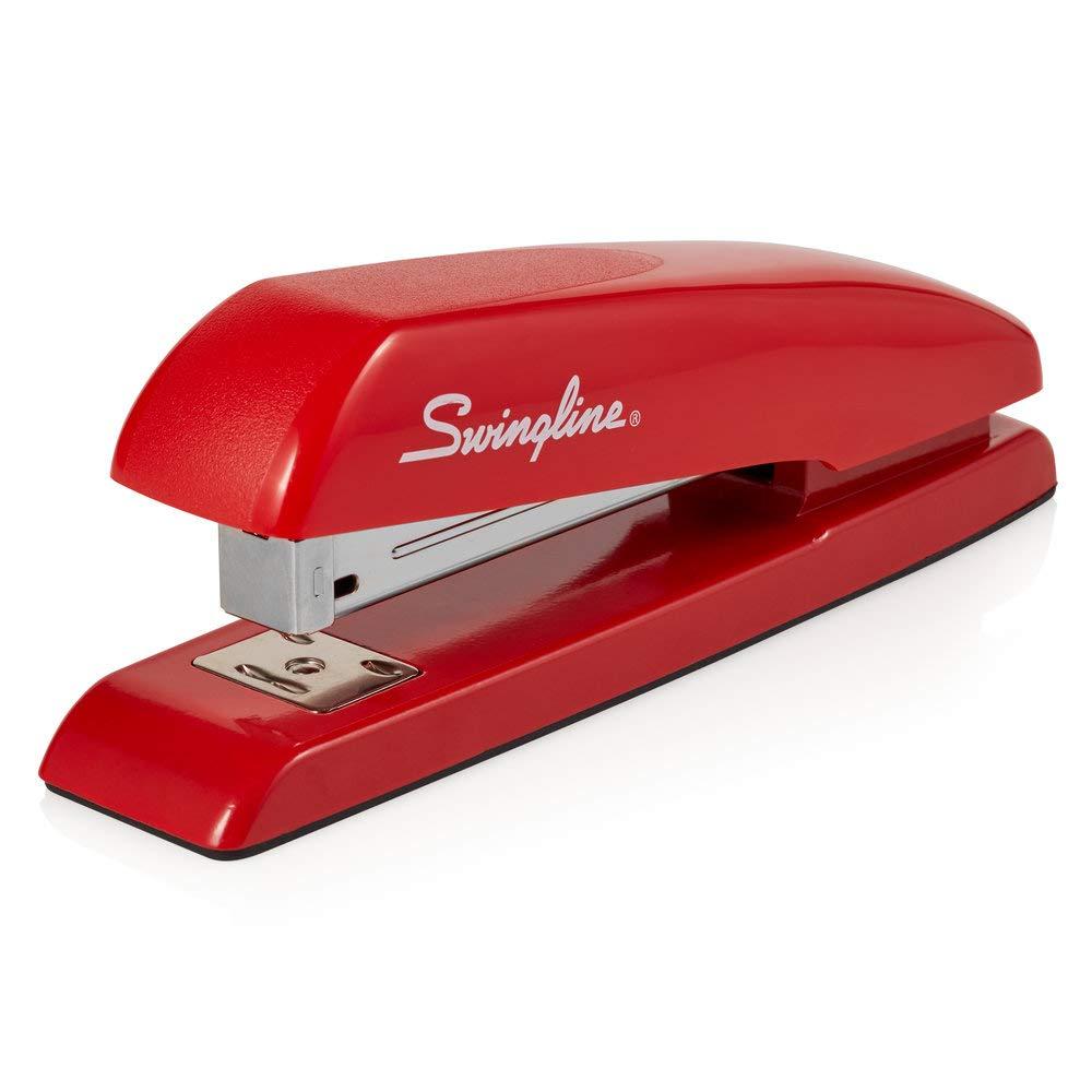 Swingline Stapler, Milton's Red Stapler from Office Space Movie, 646 Stapler (S7064698)