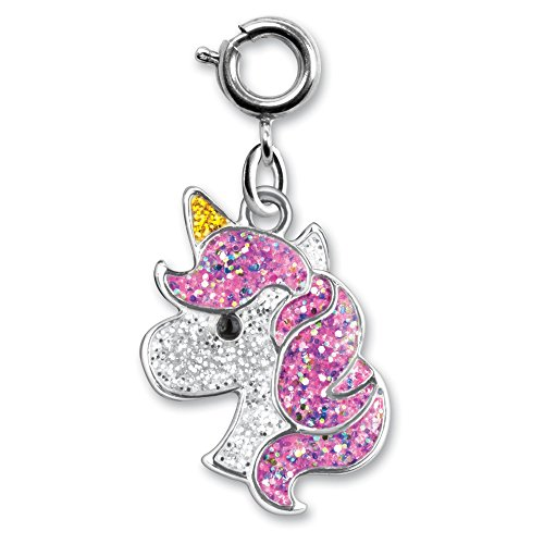 CHARM IT! Glitter Unicorn Charm (Unicorn Charms)