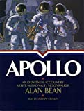 Apollo : An Eyewitness Account By Astronaut/Explorer Artist/Moonwalker by Alan Bean, Andrew Chaikin (1998) Hardcover