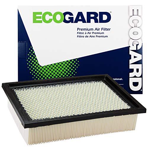 ECOGARD XA5323 Premium Engine Air Filter Fits Ford Taurus 3.0L 2000-2007, Escape 3.0L 2001-2008, Escape 2.5L 2009-2012, Escape 2.3L 2005-2008, Escape 2.0L 2001-2004 | Mazda Tribute 3.0L 2001-2008
