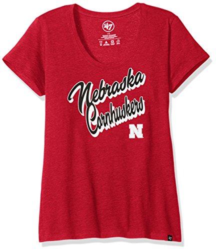 NCAA Women's '47 Club Scoop Tee