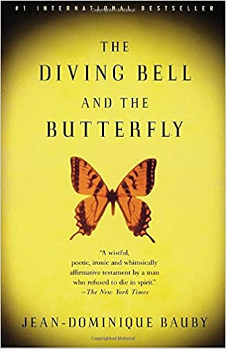 Image result for The Diving Bell and the Butterfly by Jean-Dominique Bauby