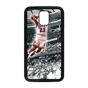 Bulls 23 flying man Jordon Cell Phone Case for Samsung Galaxy S5