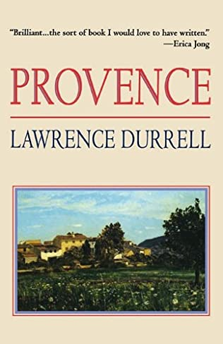 book cover of Provence