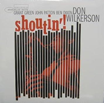Amazon | SHOUTIN' | DON WILKER...
