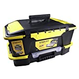 STANLEY STST19900 Click and Connect Deep Tool Box and Organizer