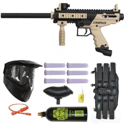 Tippmann Cronus Paintball Gun 3Skull Mega Set by 3Skull