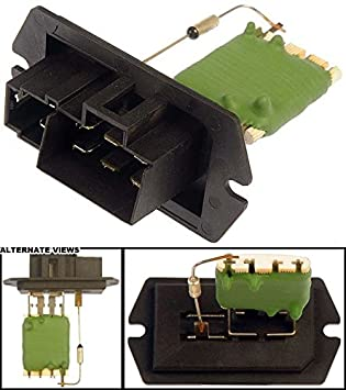 Amazon apdty 084133 ac heater blower motor speed control apdty 084133 ac heater blower motor speed control resistor 2001 2007 dodge caravan grand caravan fandeluxe Image collections