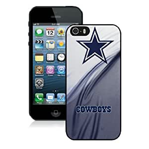 NFL&Dallas Cowboys 28 iPhone 5 5S Case Gift Holiday Christmas Gifts cell phone cases clear phone cases protectivefashion cell phone cases HLNKY605582590