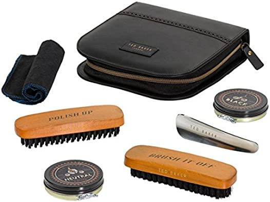 Ted Baker London Shoe Care Kit Rise and Shine