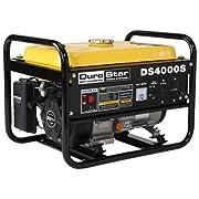 DuroStar DS4000S 3300 Running Watts/4000 Starting Watts Gas Powered Portable Generator
