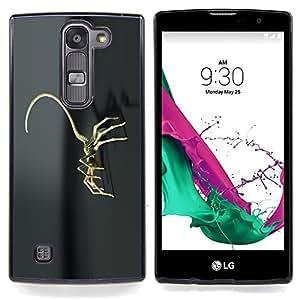 For LG Volt 2 / LG G4 Mini (G4c) - Robot Scorpion /Modelo de la piel protectora de la cubierta del caso/ - Super Marley Shop -