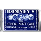 ROMNEY'S OF KENDAL Kendal Mint Cake WHITE 170g / 5.99oz x1