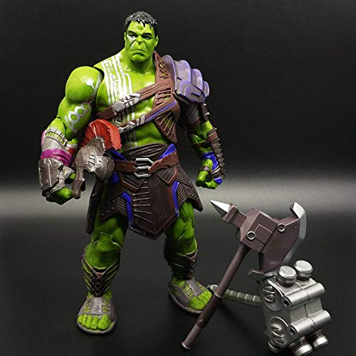 Marvel Green Hulk Avengers Figura De Acción Muñeca Modelo De ...