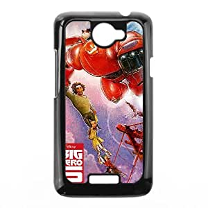 Big Hero 6 HTC One X Cell Phone Case Black as a gift F7915551