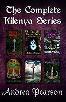 The Complete Kilenya Series by [Pearson, Andrea]