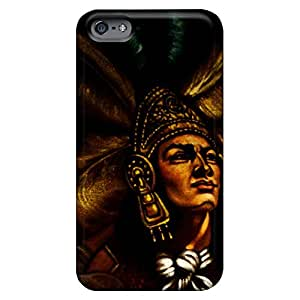 iphone 6 High-end cell phone carrying cases High Quality phone case Series azteca