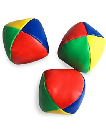 Outdoor Fun & Sports Professional Sale Juggling Balls Set Classic Bean Bag Juggle Magic Circus Beginner Kids Toy Gift