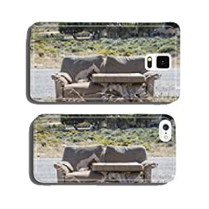 couch along the road cell phone cover case iPhone6