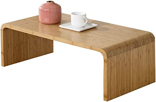 Mesa de té de Madera Maciza con Ventana, Mesa Japonesa para el ...