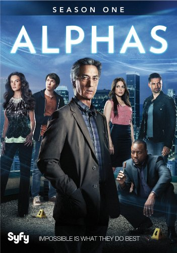 Alphas: Season 1 (Alphas Complete Series)