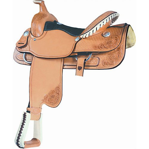 Billy Cook Saddlery Yuvalde Roper Saddle