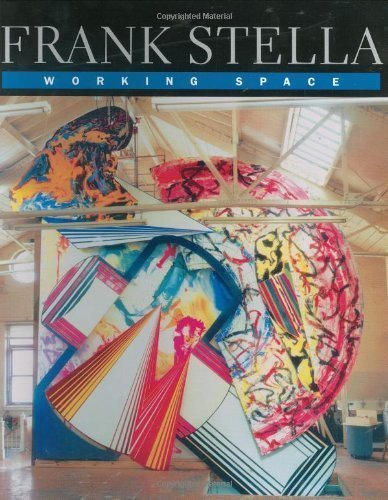 Working Space 1st (first) Edition by Stella, Frank published by Harvard University Press (1986)